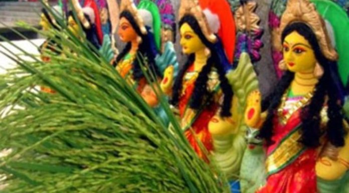 Nuakhai is celebrated in Odisha on Bhadrapada Shukla Panchami to thank Mother Nature and the ancestors for a bountiful harvest