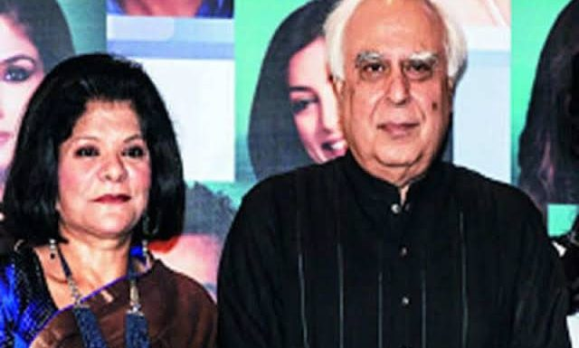 Kapil Sibal and Promila Sibal served summons in a civil suit case filed by Barkha Dutt