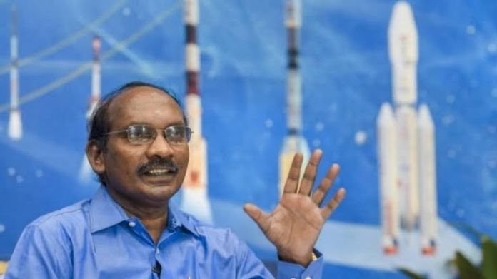 K Sivan says he is an Indian first on the question of Tamil identity
