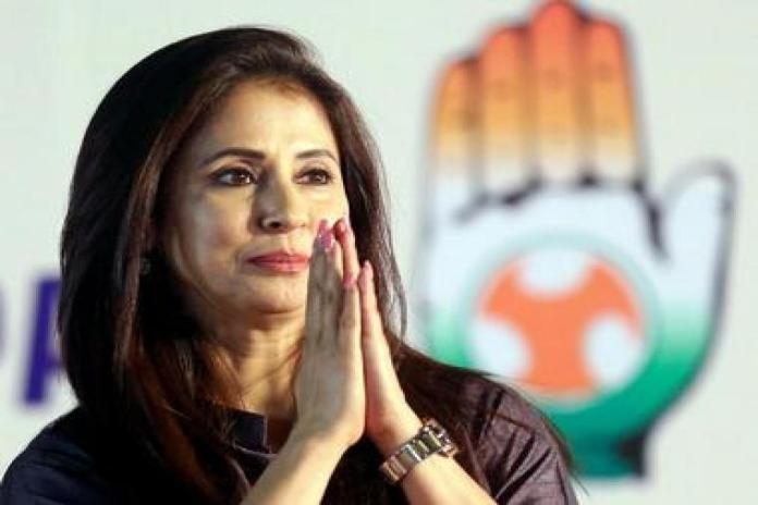 Congress leader Urmila Matondkar resigns