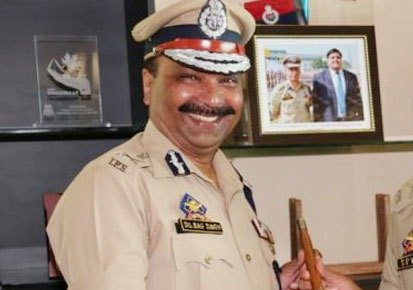 Pakistan sponsored terrorism responsible for not allowing people to carry out their daily chores: DGP J&K Police