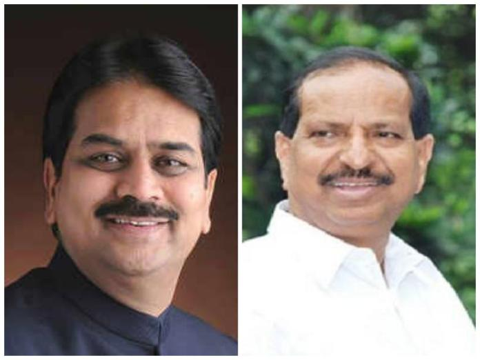 Congress and NCP leaders leave their parties to join the BJP