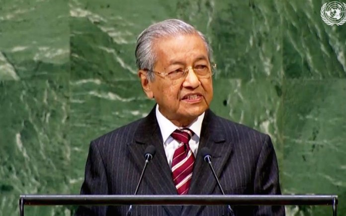 Mahathir Mohammad says Kashmir has been 'invaded and occupied' urges India to find peaceful solution as per UN resolution