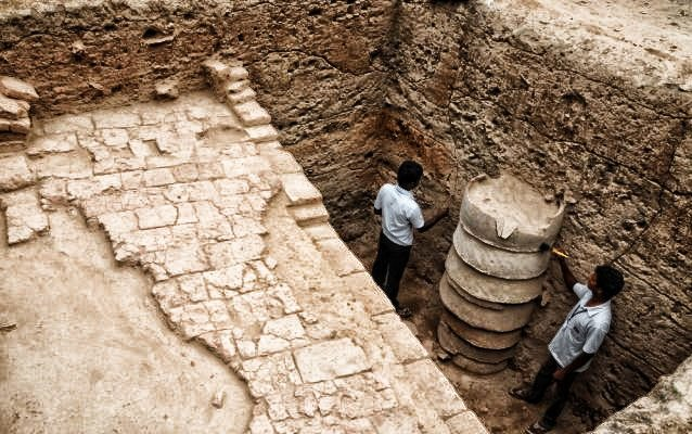 TNAD report on keeladi excavation says artifacts have been dated back to 6th century BCE