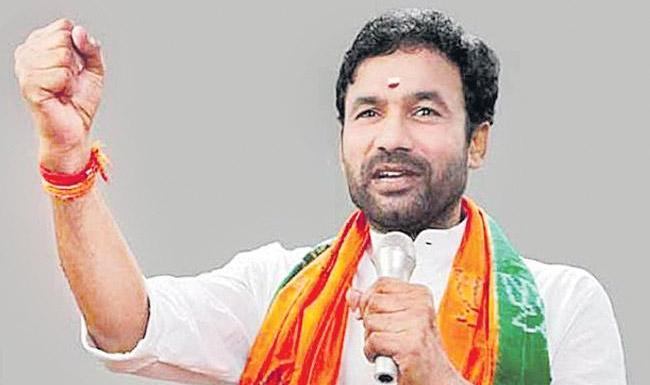 G Kishan Reddy says government will reopen defunct schools and desecrated temples in Kashmir