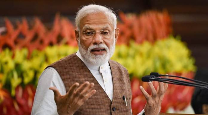 PM Modi defends his government's decision to ban e-cigarettes on his Mann ki Baat programme