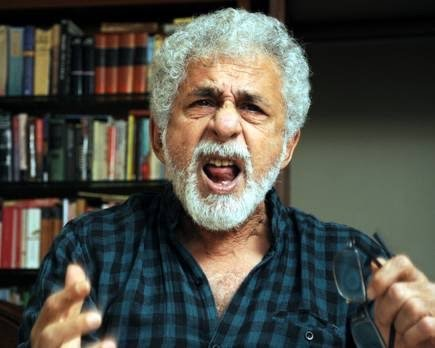 Naseeruddin Shah trots out th