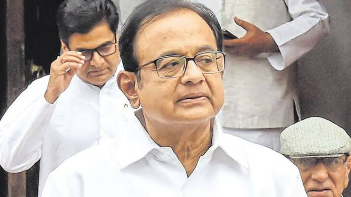 Union I and B minister Prakash Javadekar stated that Chidambaram has violated bail conditions by claiming 'clear record'