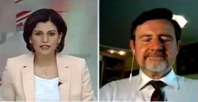 Barry Gardiner had slammed Nidh Razdan's blatantly biased stand against Narendra Modi