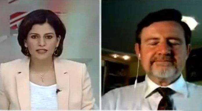 Barry Gardiner had slammed Nidh Razdan's blatantly biased stand against Narendra Modi