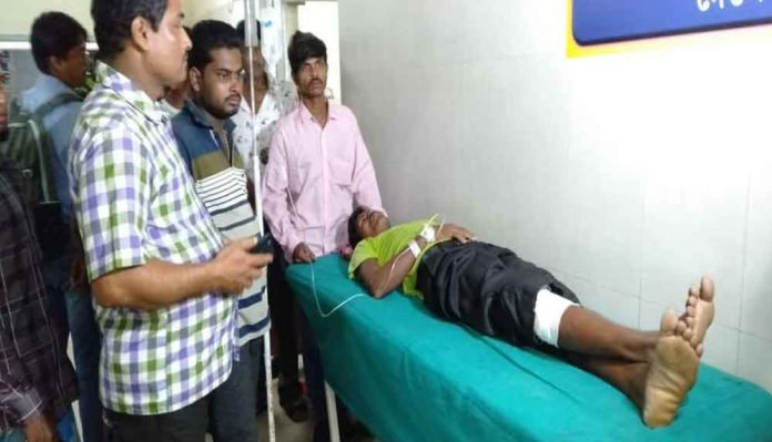 Ramprasad Mondal shot by TMC goons for chanting Jai Shri Ram