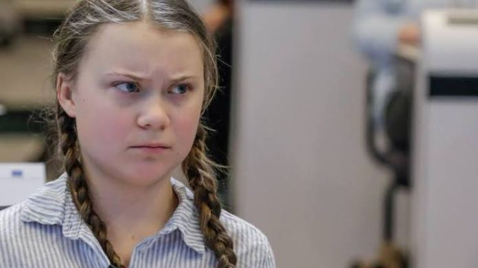 Greta Thunberg shared on social media that she was travelling around Central Europe and it is 'extremely likely' that she had coronavirus