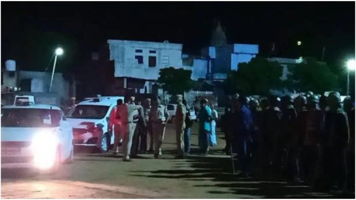 Curfew in Malpura town after stones were pelted at a Dussehra procession