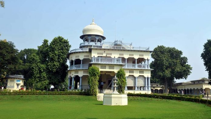 Prayagraj Municipal Corporation asks Anand Bhavan to pay up arrears of house tax