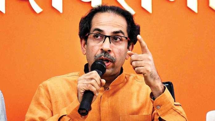 Uddhav Thackeray slammed Devendra Fadnavis for lying about the agreement over 50-50 formula
