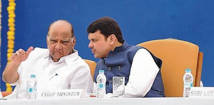 Sharad Pawar had offered the minority BJP government in Maharashtra outside support in the aftermath of 2014 Maharashtra assembly elections