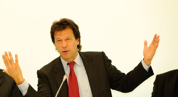 Imran Khan says trees give oxygen at night