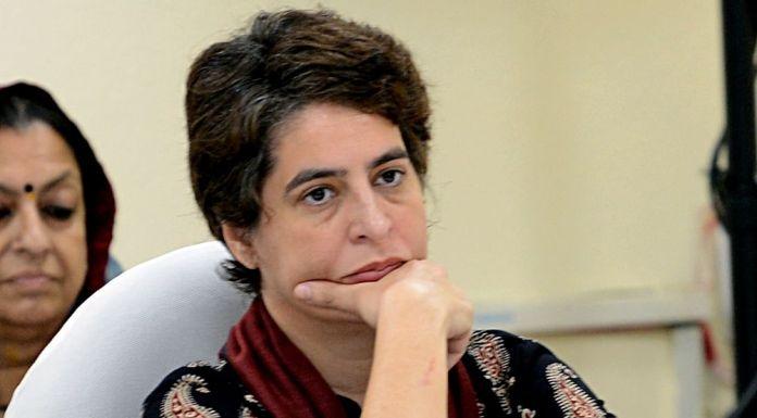 Congress leaders skip Priyanka's meeting, only 40 tur up