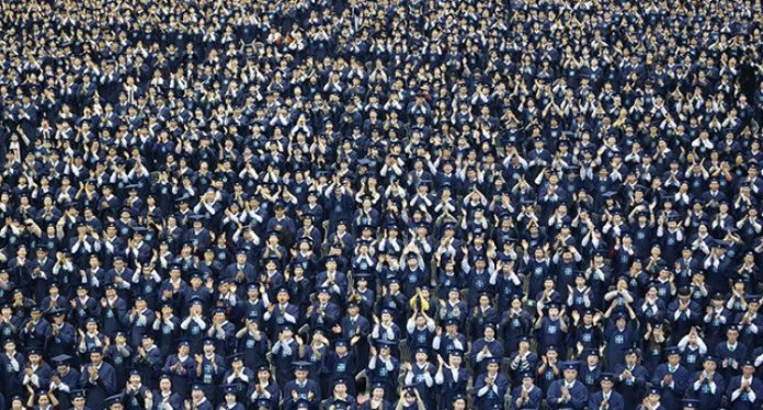 South Korea's Shincheonji Church of Jesus aims to have over a million congregation members in three years