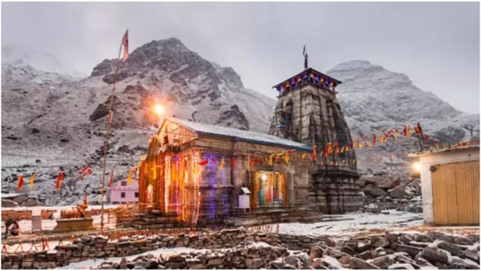 Baba Kedarnath will arrive from Ukhimath on April 29, but only 16 people including head priest to remain present due to lockdown