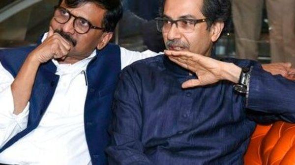 Shiv Sena's Sanjay Raut rains curses on Ajit Pawar. Calls him a thief, backstabber and much more