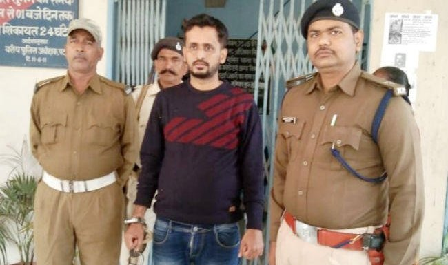 Mohammad Danish had abducted a non-Muslim minor girl from his coaching centre and was absconding for over two months