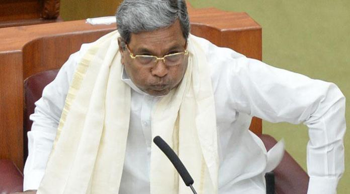 Siddaramaiah resigns as Legislative Party leader and Leader of Opposition