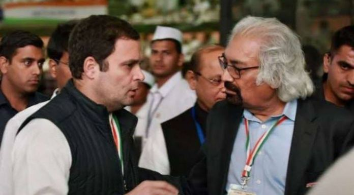 Indian Overseas Congress stages a priest to gherao Indian embassies in Europe in support with Congress' Bharat Bachao rally