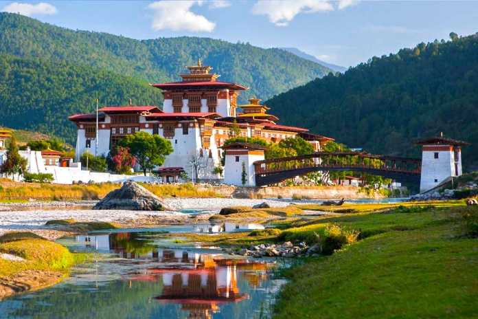 Bhutan is not imposing the $250 SDF fees for regional travellers from India, Bangladesh and Maldives