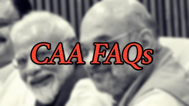 Modi government dispels myths about CAA: Here are 19 FAQ and their answers