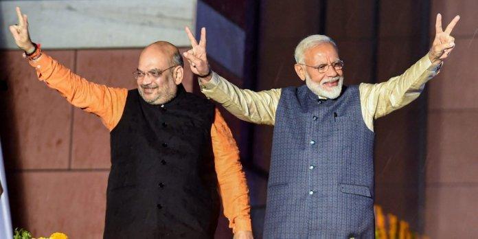 Narendra Modi Amit Shah NRC