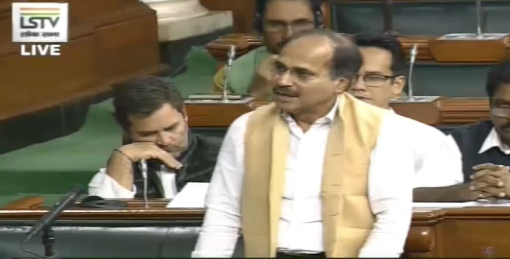 Rahul Gandhi caught sleeping in Lok Sabha during discussion on Chinese threat to India's security