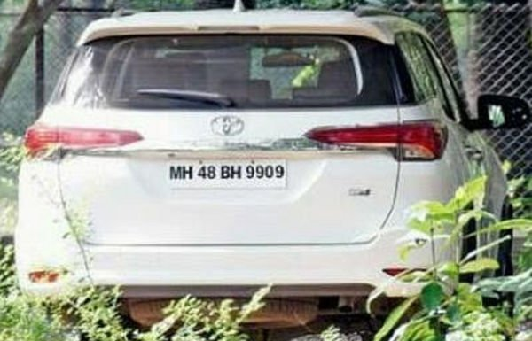 Shiv Sena MP's car impounded for running over spotted deer at the Sanjay Gandhi National Park