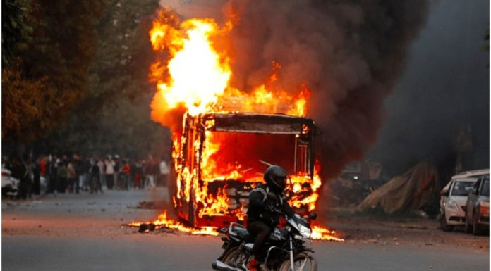 Image result for up riots