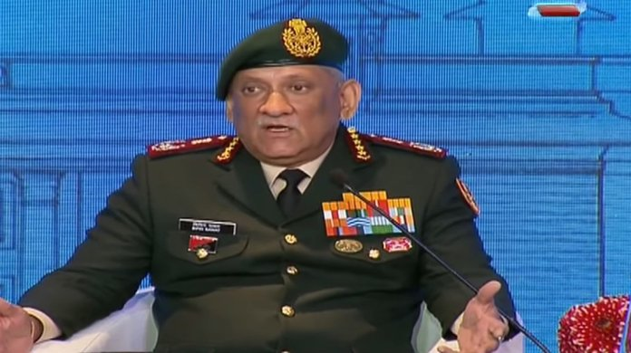 CDS Gen Bipin Rawat at Raisina Dialogue 2020