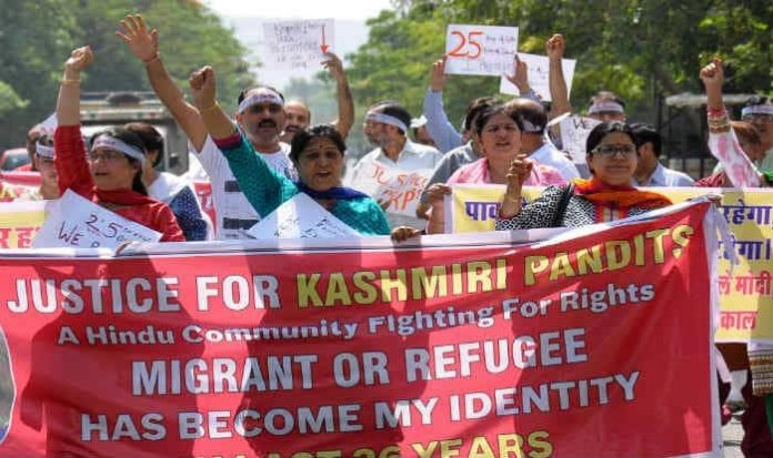 Kashmiri Pandits took a pledge to return to Valley on 30th anniversary of Kashmiri Pandit exodus