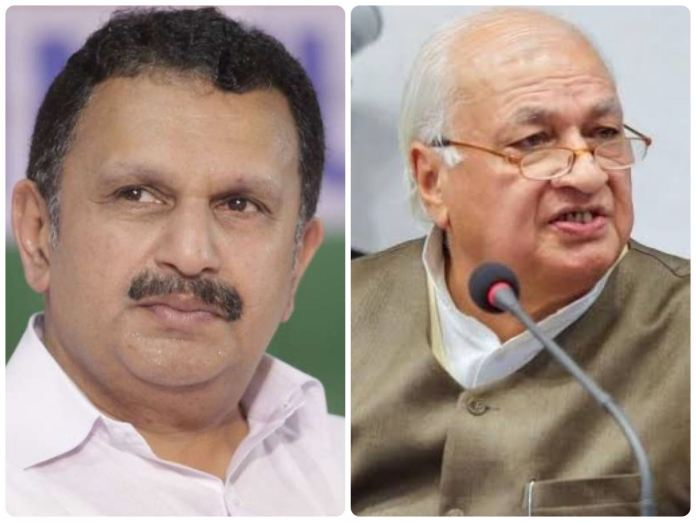 Congress MP K Muraleedharan threatens Kerala governor Arif Mohammad Khan on his pro-CAA remarks