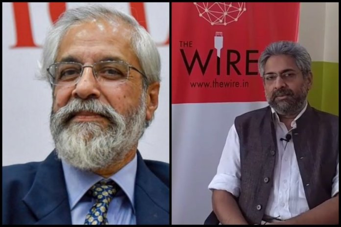 Curious case of Justice Madan Lakur, his flip flop on detention centers and his membership of a shady foreign funded NGO