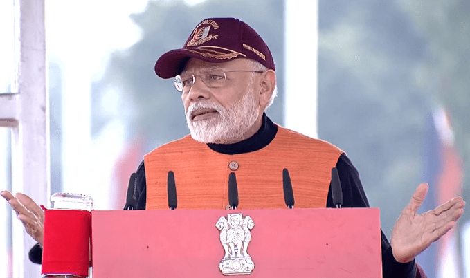 'When Indian Army captured 90,000 Pakistani soldiers, Kartarpur Sahib could have been taken back': PM Modi
