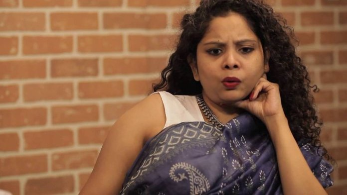 Islamist Rana Ayyub lies blatantly, says Muslims protested 'peacefully' wearing religious symbols during anti-CAA riots