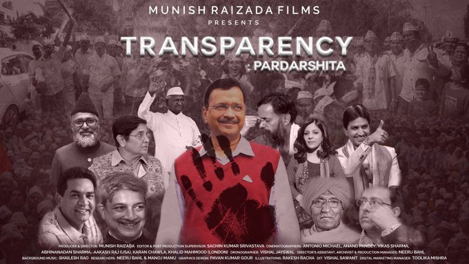 There were always 'red flags' about Arvind Kejriwal: Munish Raizada to OpIndia while talking about his web-series exposing AAP