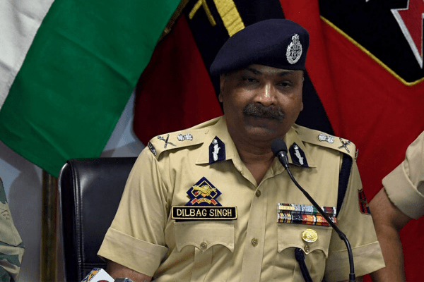 J&K DGP Dilbag Singh Supports setting up deradicalisation Centres in Kashmir