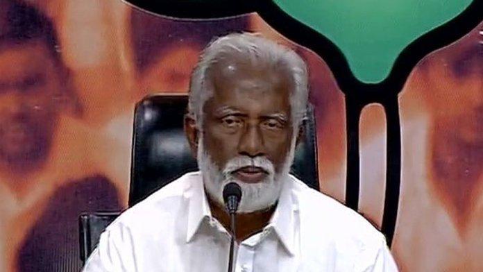 Kerala BJP leader K Rajashekharan has filed a pro CAA plea in the Supreme Court