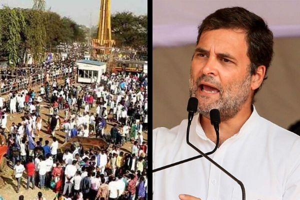 Rahul Gandhi hails