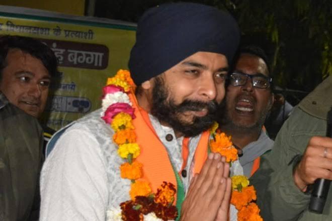 Despite defeat, Tajinder Pal Singh Bagga promises to fulfil his poll promises