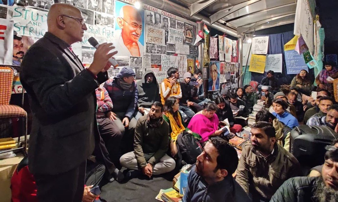 NGO linked to George Soros, who had declared war against 'Nationalists' and PM Modi, calls for people to join Shaheen Bagh protests