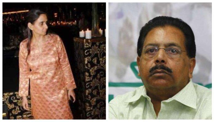 Latika Dikshit hit back saying Congress flaunted Sheila Dikshit's work, now blames her