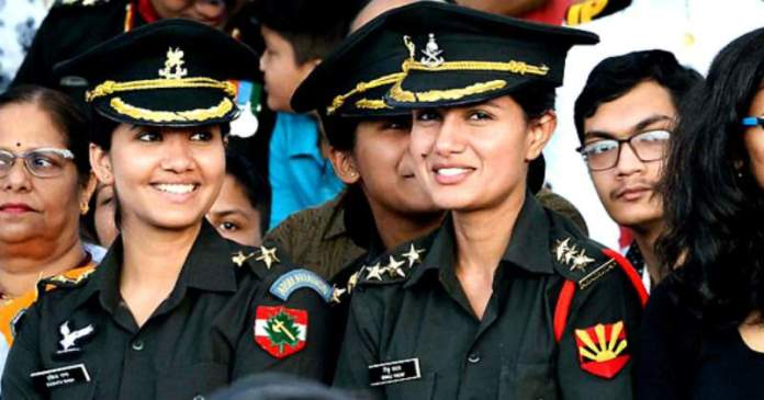 SC clears way for permanent commission to women officers in the army