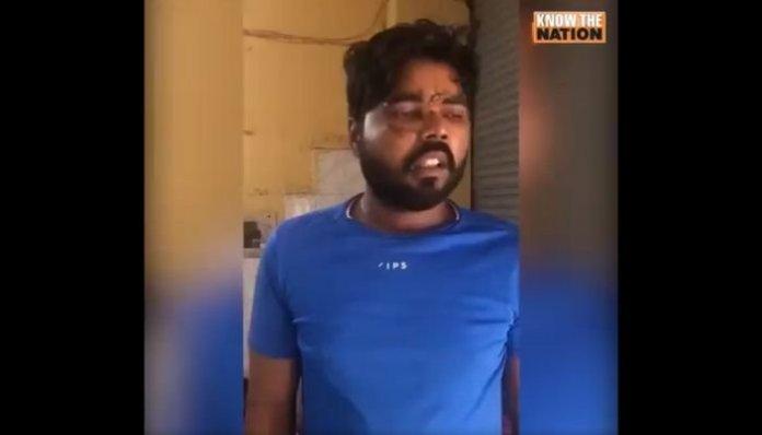 Delhi Anti-Hindu riots : Muslim meigbours attacks Hindu family with stones