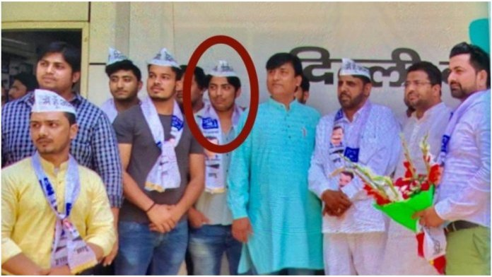 Kapil Gujjar and his father gaje Singh had reportedly joined AAP last year